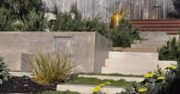 Retaining Walls Design Ideas Pictures Remodel And Decor Garden Steps Retaining Wall Asian Garden