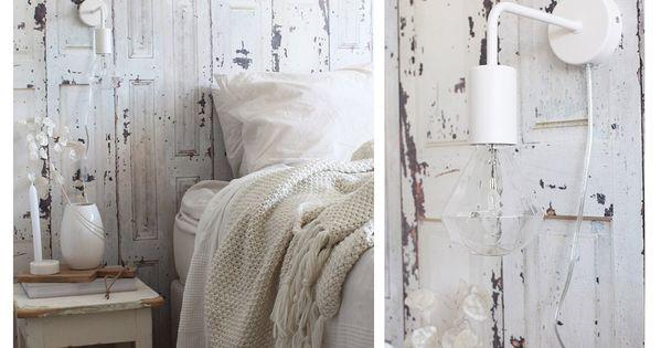Restyling nieuwe lambrisering in de slaapkamer slaapkamer pinterest lambrisering - Plan ouderslaapkamer met badkamer en kleedkamer ...