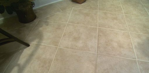 How To Install Tile Over A Wood Subfloor Tile Floor Tile Installation Installing Tile Floor