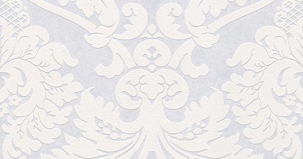 Meistervlies Tapete Uberstreichbar Barock 2437 13 In 2020 Tapeten Papierwande Barock Muster
