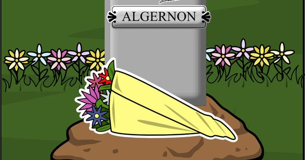 008 Flowers for Algernon Themes, Symbols, and Motifs In