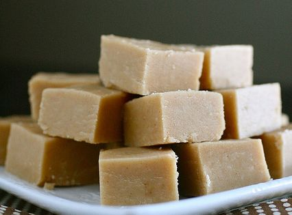 {Peanut Butter Fudge} I've heard this recipes is heaven and it is