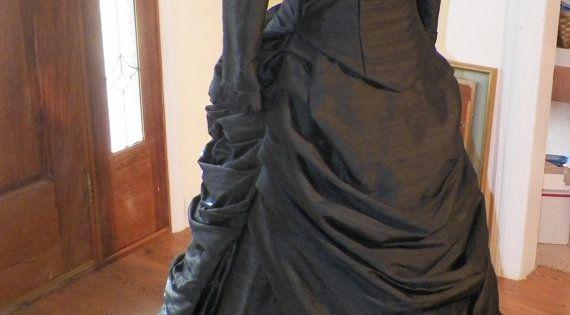 Victorian Dress.
