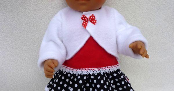 Zomerkleding baby born 43 cm eigen ontwerp poppenkleertjes made by jannie - Bebe ontwerp ...