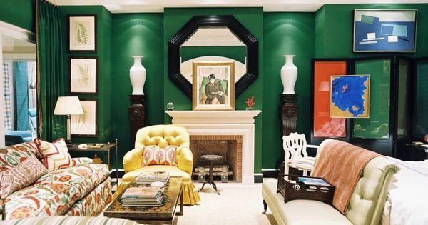green room, miles redd