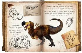 Image result for ark dinosaurs notes | ark survival evolved