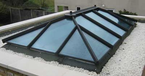 Reflex Glass Leicester Glass Conservatory Roof