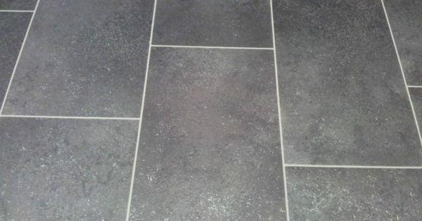 click vinyl floor tiles black tile effect cushion floor. Black Bedroom Furniture Sets. Home Design Ideas