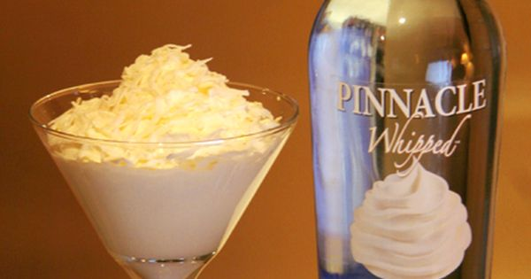 Pinnacle vodka drink recipes. Need to make these