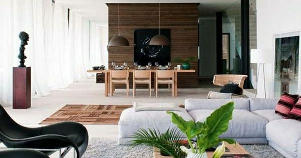 salon zen moderne creer une ambiance zen moderne zen. Black Bedroom Furniture Sets. Home Design Ideas