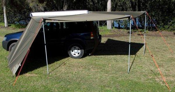 Rhino Rack Batwing Awning Tapered Zip Extension Truck Canopy Car Roof Racks Tent Awning