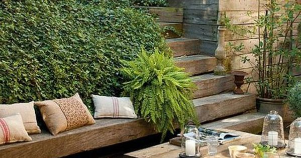 60 photos comment bien am nager sa terrasse gardens patios and outdoor living - Outdoor amenager ...