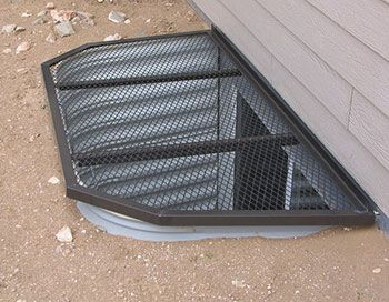 Window Well Covers Window Well Cover Window Well Basement Window Well