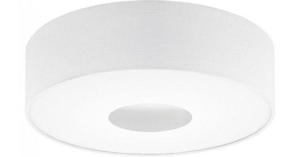 Eglo Romao 1 Led Deckenleuchte O500 1 Flg Weiss Eglo Leuchten Wohnraumleuchten Leuchten