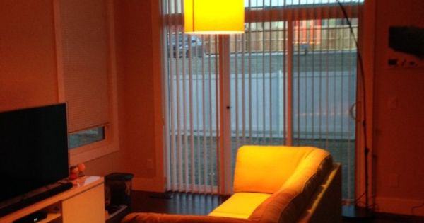 ikea hack change the shade on the regolit arc l furniture arc l ls