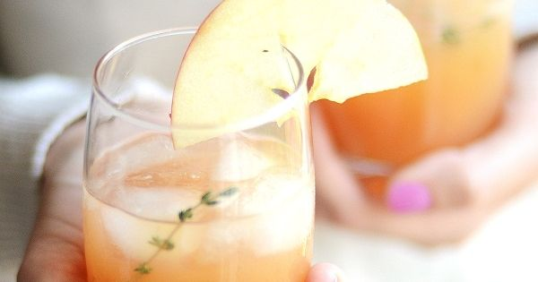 Cocktail Recipe: Cider Rum Punch