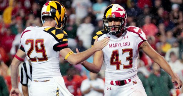 Wilbon The Brilliant Ugliness Of Maryland S Uniforms Football University Of Maryland Football Uniforms