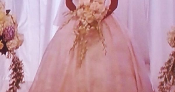 Christmas Wedding Gown