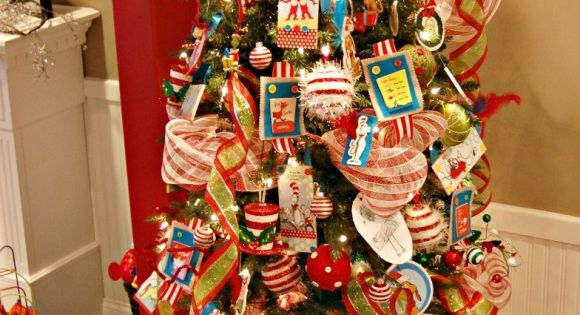 Christmas trees dr suess and dr seuss on pinterest