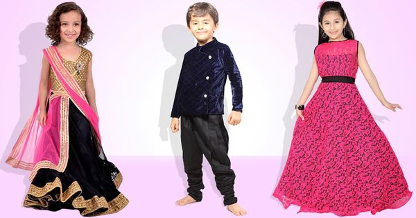 Kids online shopping clothes