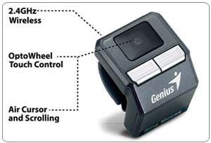 Genius Ring Mouse Wireless Genius Interesting Things