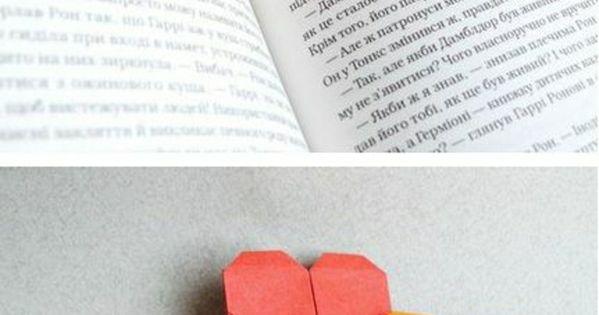fabriquer un marque page avec notre galerie de 44 id es origami c ur et marque page. Black Bedroom Furniture Sets. Home Design Ideas