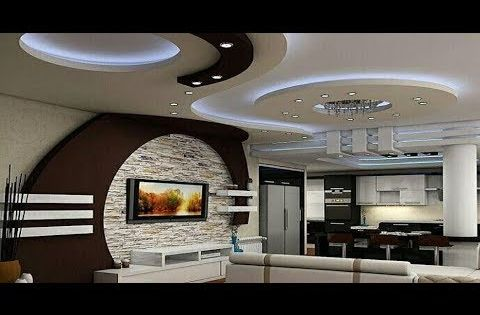 Top 100 Pop False Ceiling Designs For Livivg Bedroom Kids Room 2018 Youtube Best Living Room Design Living Room Design Modern Tv Cabinet Design Modern