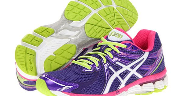 Asics Gt 2000 In Bold Pop Colors Fitness Fitfam Workout