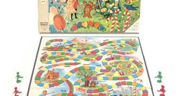 Toys For 9 Year Olds Can Invent : Quot candy land as it looked in when i was just years