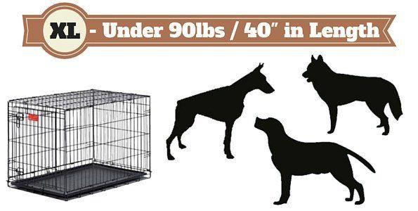 Best Dog Crates Type To Get Complete Guide Of Lab Cages 2020 Dog Behavior Dog Crate Dog Behavior Problems