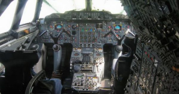 A View From Inside The Cockpits Of Various Flying Machines 22