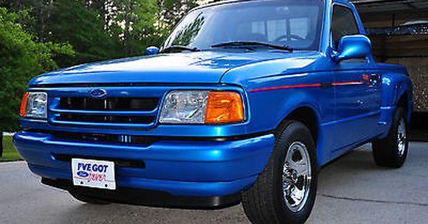 1994 Ford Ranger Splash 4x4 For Sale 5 Ford Ranger Ford Ranger