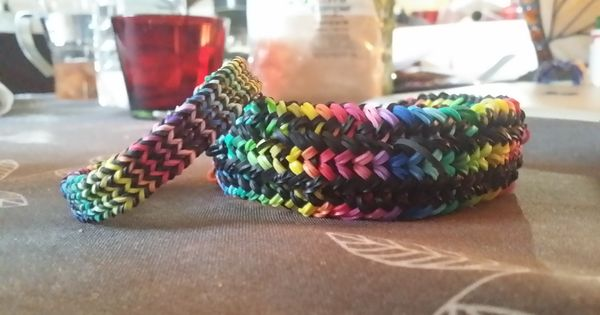 Valentine Bracelets Justin Toys : Flat hexa fish from justin s toy and first attempt of