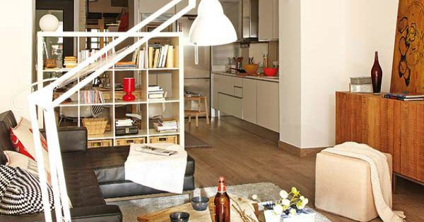 15 Best Ideas For Decorating Small Apartments Living Rooms