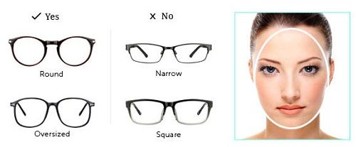 Magnificent Frames That Fit Your Face Shapes Face Shapes Face Glasses Schematic Wiring Diagrams Amerangerunnerswayorg