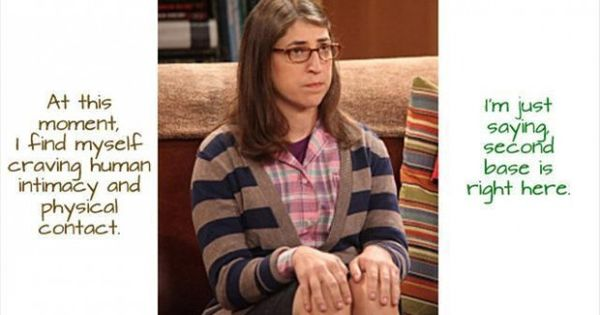 the big bang theory funny quotes | Amy Farrah Fowler Quotes -