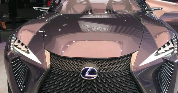 Lexus, car goals, rose gold / riddhisinghal6 Luxury