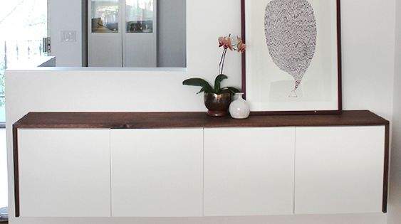 Almost makes perfect 39 s fauxdenza is a pretty solution for Solution rangement entree