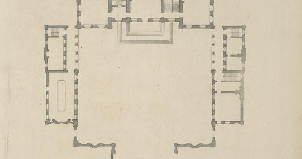 Marlborough House Floorplan