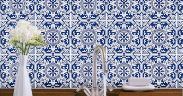 Kitchen bathroom backsplash wall tile floor stair for Kitchen cabinets lowes with removable floor tile stickers