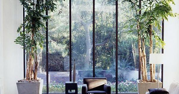 Big windows. Open space. Simple. Beautiful.