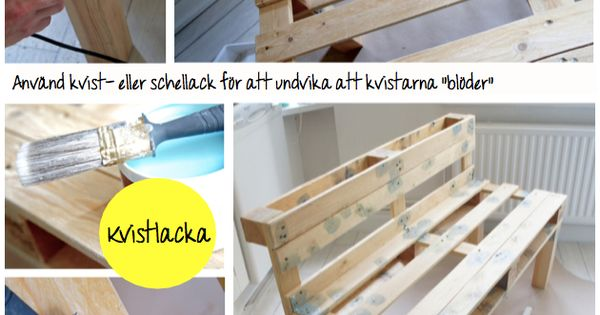DIY Upcycle Pallet Project: Pallet Sofa. How to build it! To add