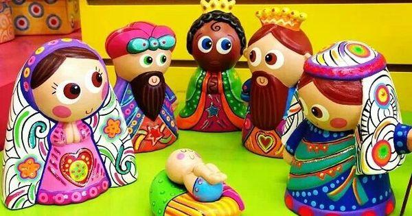 Nacimiento natividad y villas de navidad nativity and for Villas navidenas de porcelana