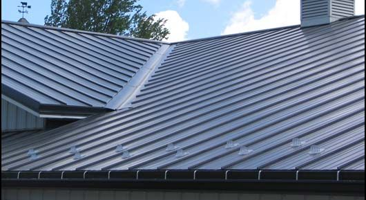 Commercial Roofing In Lynwood In 2020 Metal Roof Metal Roofing Systems Metal Roof Panels
