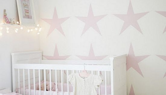 niedliche einrichtung babyzimmer kinderzimmer. Black Bedroom Furniture Sets. Home Design Ideas
