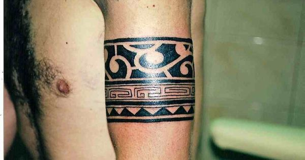 Arm band tattoo | Badass Tattoos | Pinterest | Arm band ...
