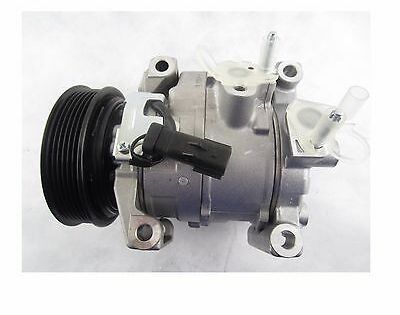 Details About New For Chrysler Town Country Dodge Caravan Ram A C Compressor W Clutch