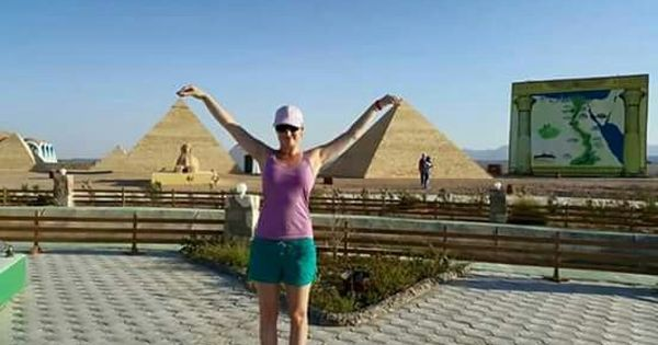 Mini Egypt Park Amazing Idea You Can See The Famous Landmarks Of Egypt In One Place Try It In Hurghada City Red Sea Famous Landmarks Hurghada Egypt