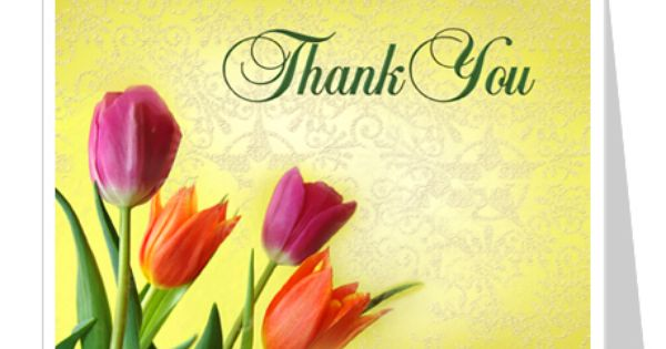 Sunny Thank You Card Template 2up layout edit with Microsoft – Microsoft Thank You Card Template