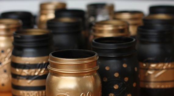 20 creative things to do with a mason jar reunions jars for Creative things to do with mason jars